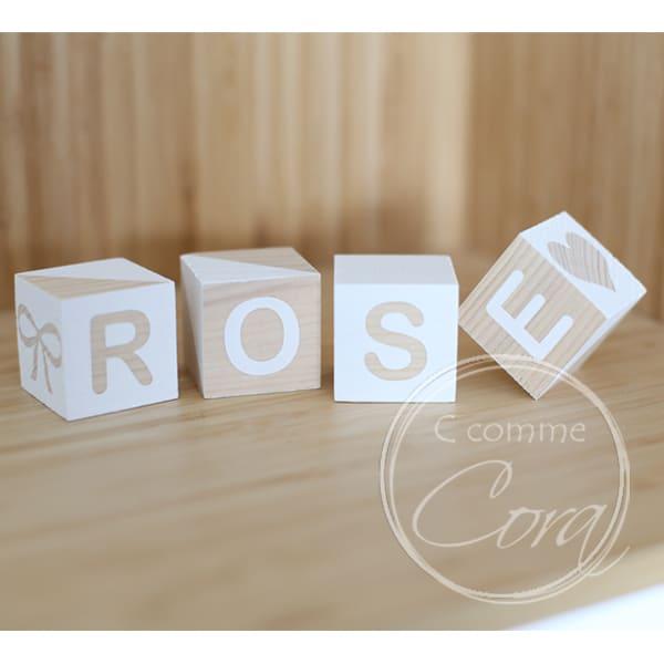cube bois personnalis c comme cora. Black Bedroom Furniture Sets. Home Design Ideas